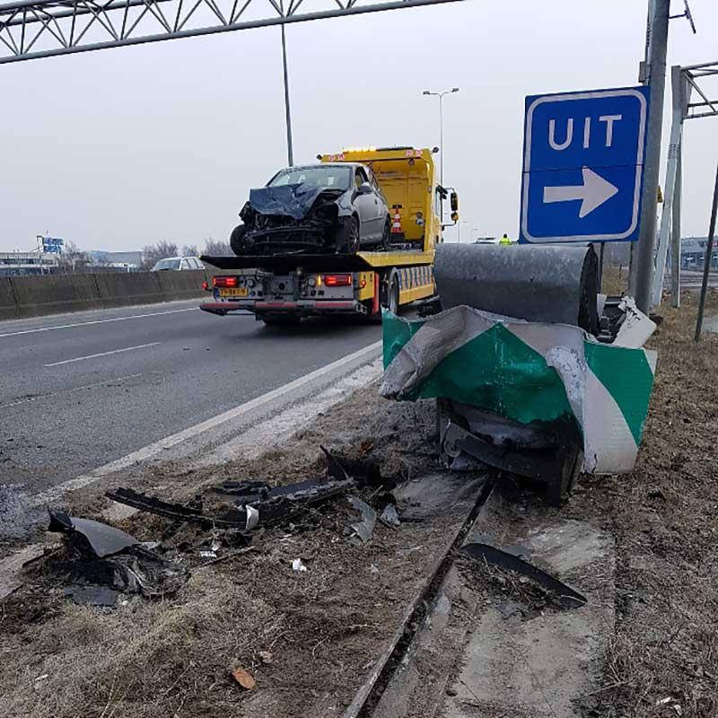 berging autos, berging vrachtauto, berging bus, Groningen, afslepen, incident management